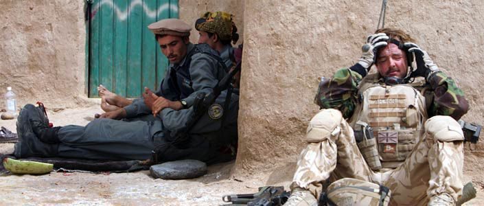Welsh Guards Afghanistan Appeal - Registered Charity 1073109